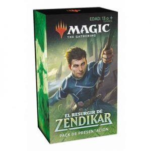 Magic The Gathering: Pack De Presentacion – El Resurgir De Zendikar