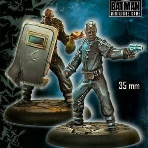 Batman Miniature Game: Two Face Gang Set II