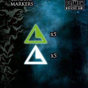 Batman Miniature Game: Lexcorp Markers Set