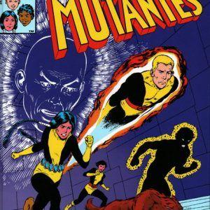 Marvel Gold. Los Nuevos Mutantes 1