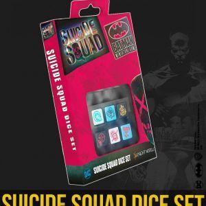 Batman Miniature Game: Suicide Squad Dice Set