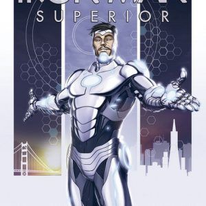 Marvel Now! Deluxe. Iron Man Superior