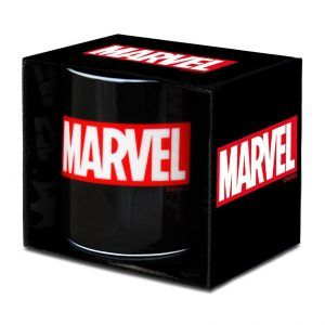 Marvel Taza Box Logo