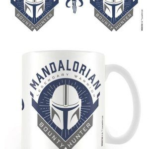 Star Wars The Mandalorian Taza Bounty Hunter