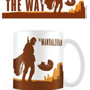 Star Wars The Mandalorian Taza This Is The Way