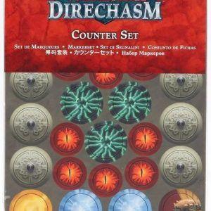 Warhammer Underworlds: Conjunto De Fichas Para Direchasm (110-12)