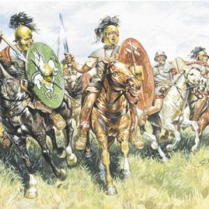 1:72 ROMAN CAVALRY (I-II CENTURY B.C.)  ITA6028