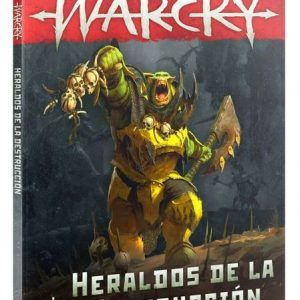 Warcry: Heraldos De La Destrucción (111-77)