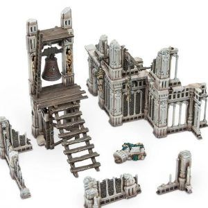 Age Of Sigmar: Azyrite Ruined Chapel (64-15)