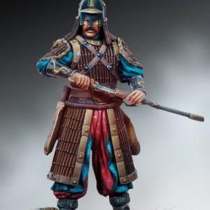 Andrea Miniatures: Mongolian General 1343 D.C.