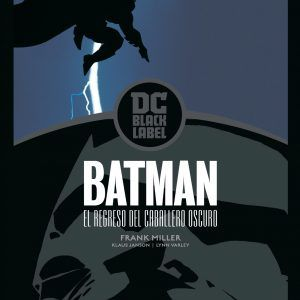 Batman: El Regreso Del Caballero Oscuro (DC Black Label Pocket)