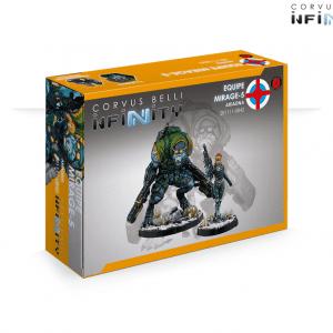 Infinity: Equipe Mirage-5 (0842)