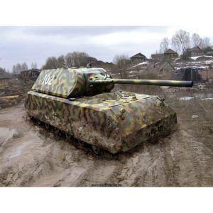 1:100 Zvezda: German Tank Maus (6213)