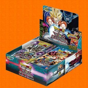 Dragon Ball Super Card Game: Unison Warrior Series Vicious Rejuvenation [DBS-B12]  (24 Booster Packs)