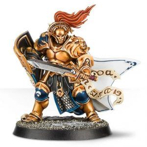 Stormcast Eternals: Knight-Questor (96-27)