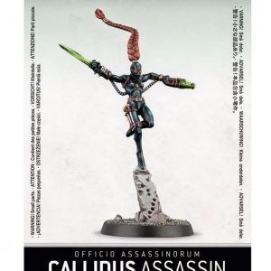Officio Assassinorum: Callidus Assassin (52-12)