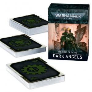 Dark Angels: Datacards / Tarjeta De Datos (Español) (44-02)