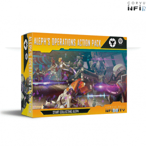 Preventa – Infinity: ALEPH OperationS Action Pack (280866-0857) – Lanzamiento 29/01/21