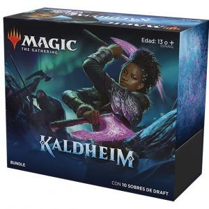 Preventa – Magic The Gathering: Kaldheim Bundle – Español – Lanzamiento 05-02-21