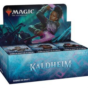 Preventa – Magic The Gathering: Kaldheim Caja De Sobres De Draft (36 Packs) – Español – Lanzamiento 29-01-21