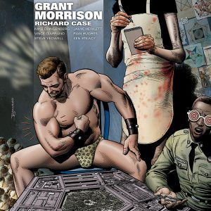 La Patrulla Condenada De Grant Morrison Libro 03: Musculoso