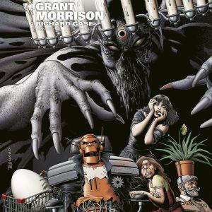 La Patrulla Condenada De Grant Morrison Libro 04: Planeta Amor