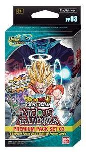Dragon Ball Super Card Game: Premium Pack Set 03
