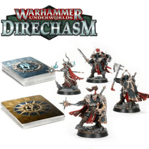 Warhammer Underworlds: Direchasm – Expoliadores De Khagra (110-99)