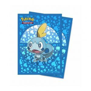 Ultra Pro: Fundas Pokémon Sword And Shield Galar: Sobble. Tamaño Standard 66x91mm. Ultra Pro. 65 Unidades