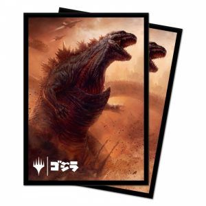 Ultra Pro: Fundas Godzilla, Doom Inevitable Magic The Gathering Ikoria: Lair Of Behemoths – 100 Unidades