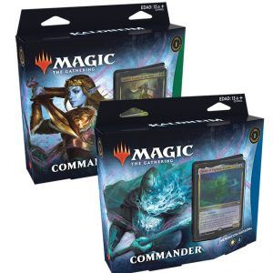 Preventa – Magic The Gathering: Kaldheim Commander Decks – Español – Lanzamiento 05-02-21