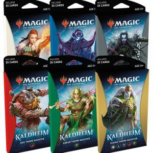 Preventa – Magic The Gathering: Kaldheim Theme Booster – Inglés – Lanzamiento 05-02-21