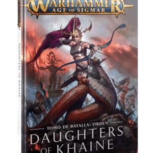 Daughters Of Khaine: Tomo De Batalla (85-05)