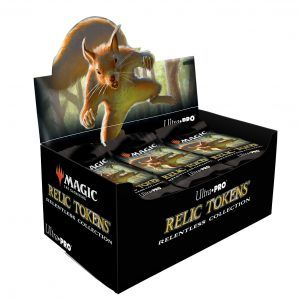 Ultra Pro: Relic Tokens Relentless Collection For Magic: The Gathering