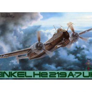 1:48 Tamiya: Heinkel He219 Uhu (61057)