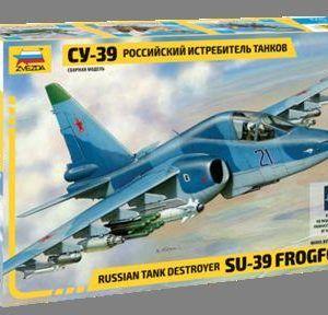 1:72 Zvezda: SUKHOI SU-39 (7217)