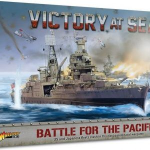 Victory At Sea: Starter Game – Battle For The Pacific (741510001)