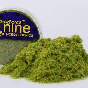 Green Static Grass [GF9-GFS001]