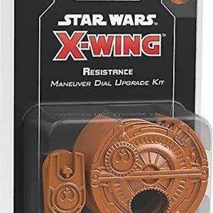 Star Wars X-Wing Upgrade Kit Para Dial De Maniobra (Resistencia) 3 Unidades