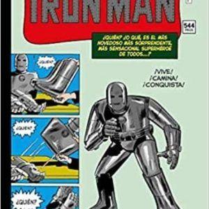 IRON MAN 1: ¡VIVE! ¡CAMINA! ¡CONQUISTA!