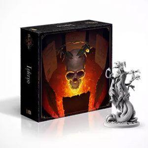 Preventa – Black Rose War: Inferno (Español) – Lanzamiento Junio 2021