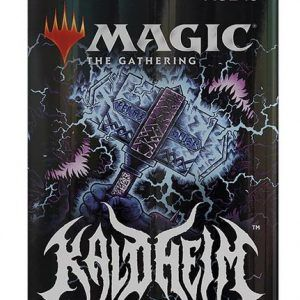 Magic The Gathering: Kaldheim Sobre De Coleccionista – Ingles
