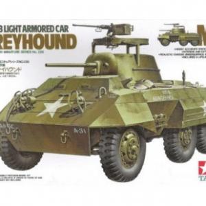 1:35 Tamiya U.S. M8 Light Armored Car Greyhound (35228)