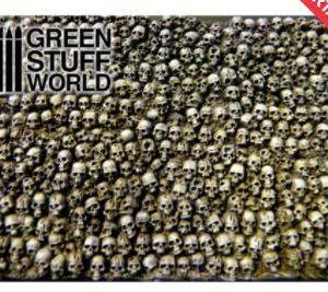 Placas De Cráneos Apilados – Crunch Times!