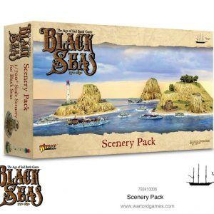 Black Seas: Scenery Pack