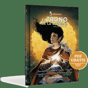 En Trono De La Divinidad ( Descenso A Las Entrañas De La Bestia – Tomo III )