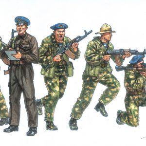 "1:72 Italeri: Soviet Special Forces ""SPETSNAZ"" (1980s) (ITA6169)"