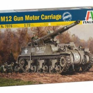 1:72 Italeri: M 12 GMC (ITA7076)