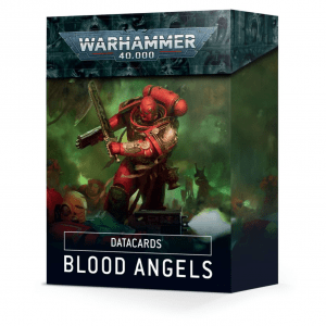 Blood Angels: Datacards / Tarjetas De Datos (Español) (41-04)