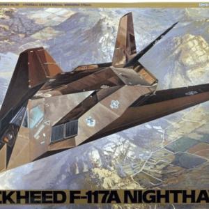 1:48 Tamiya: Lockheed F-117A Nighthawk (61059)